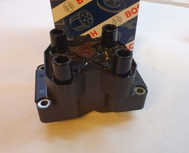 12131464968 Ignition coil w/o plate orig. Bosch