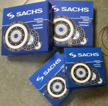 Clutch Set for R850, R1100GS, RT, RS (NOT ..S)... like BMW 21212325876