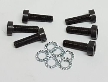 Set of Screws and washers BMW 21211454417 & 21211242377