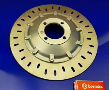 Break Disc K75 and K100-2V WITHOUT ABS - Brembo FRONT - 38508