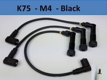 K75 NGK Beru Ignition Wires Set of 3 for K75
