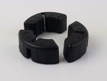 Rubber Mounting - improved version - replacing 12311464877