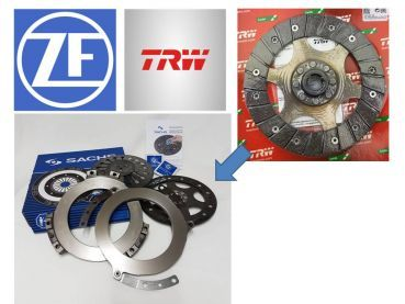 Clutch Set for R850, R1100GS, RT, RS - Sachs + TRW