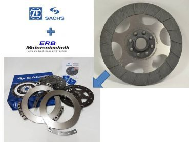 Oil resistant clutch for R850C -R1200C/CL Montauk / Indep.