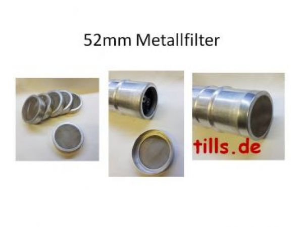 prefilter for 52mm Pump